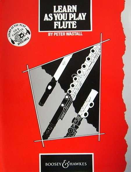 WASTALL - Learn As You Play Flute