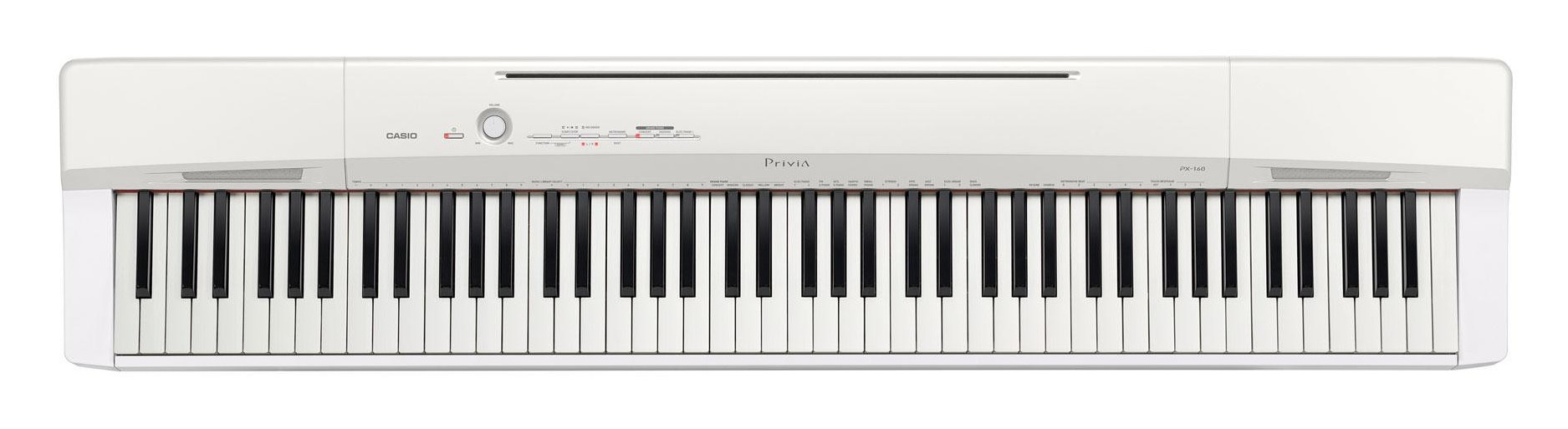 Casio Privia PX-160WE pianoforte digitale BIANCO 88 tasti pesati
