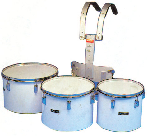 Marching Drum 3 Toms SR 816