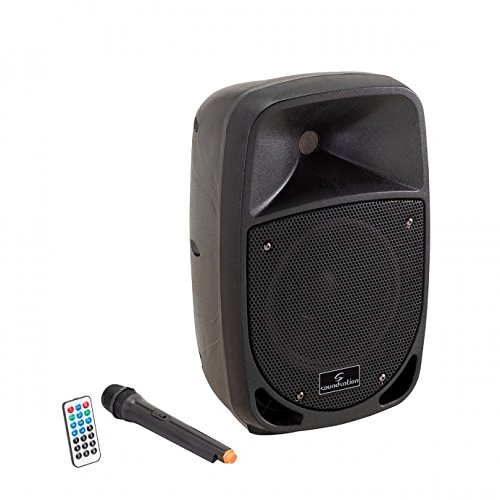 Soundsation GO-SOUND 8AMW cassa portatile ricaricabile