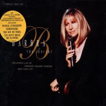 BARBARA STREISAND - The Concert Live Madison Square USATO BUONO