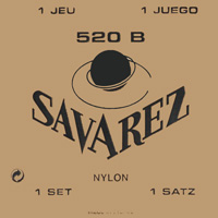 Savarez Corde per Classica 520 B Low Tension