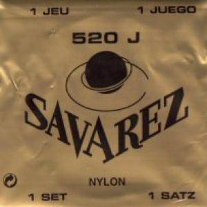 Savarez Corde per Classica 520 J Super High Tension