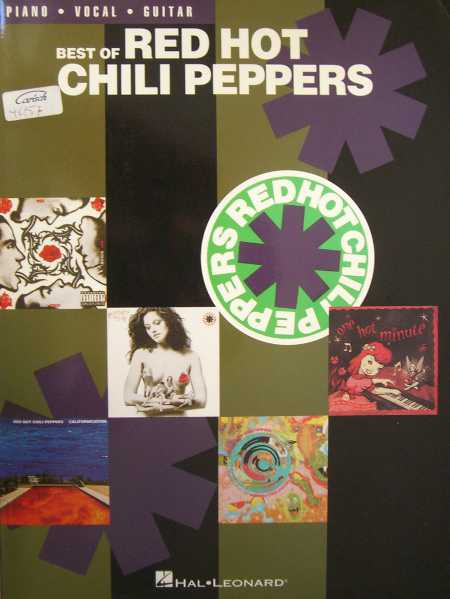 Red Hot Chili Peppers - Best Of