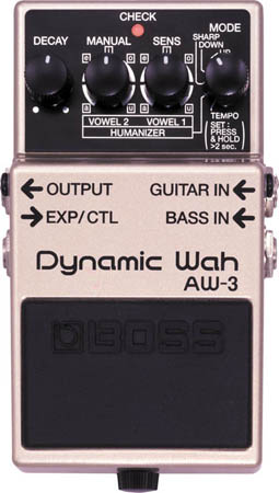 Boss AW-3 Talking-Wah