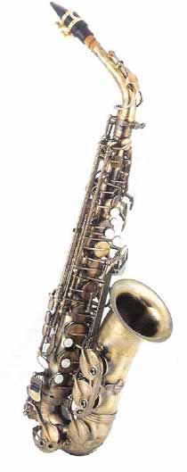Arrow Sax Contralto Anticato ST640A