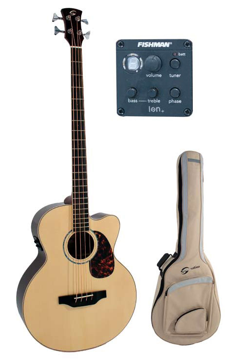 Soundsation BCE500R Basso Acustico Palissandro Lucido