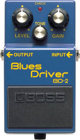 Boss BD-2 Distorsion