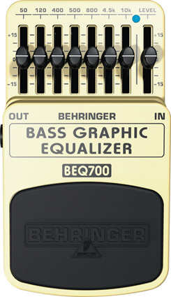 Behringer BEQ700 - equalizzatore