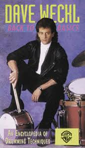 Dave Weckl - Back To Basics / Videocassetta VHS