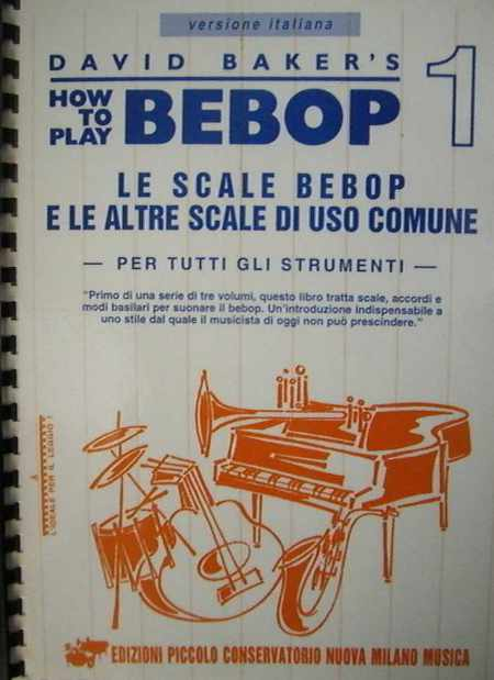 BAKER'S - How To Play BeBop