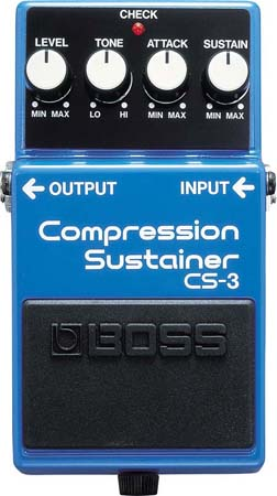 Boss CS-3 Compressore