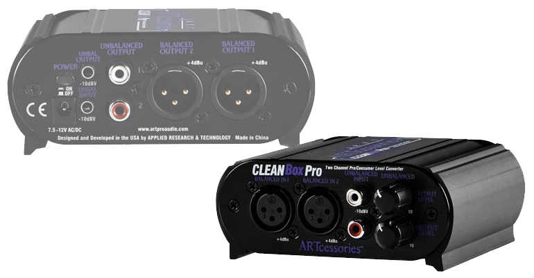 ART CleanBox PRO - Garanzia Italiana BACKLINE
