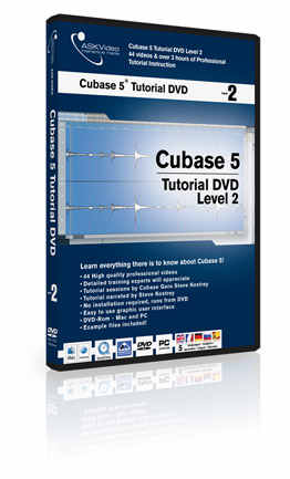 ASK Video Cubase Tutorial - Livello 2 (in italiano)