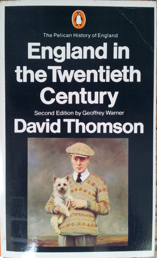 David Thomson - England in the Twentieth Century USATO