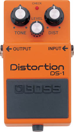 Boss DS-1 Distorsion