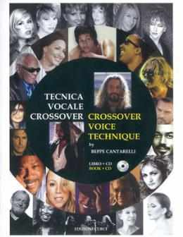 CANTARELLI - Tecnica vocale Crossover + CD audio