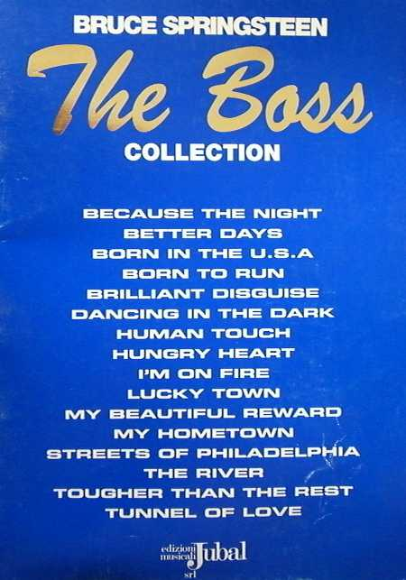 SPRINGSTEEN - The Boss Collection