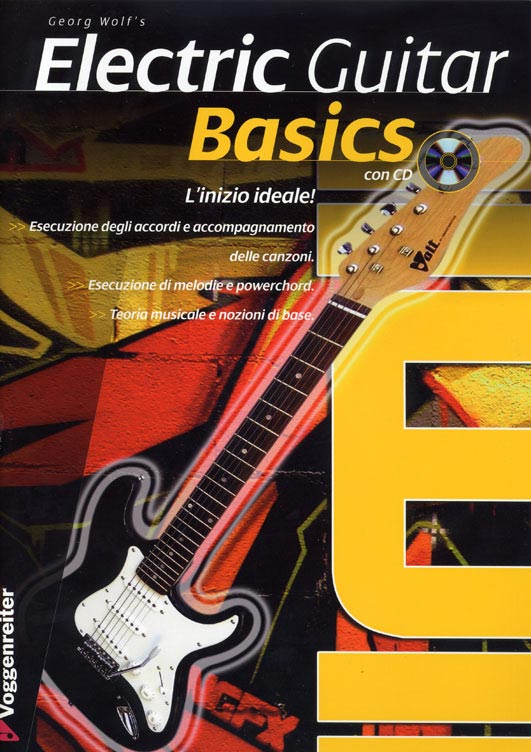 WOLF - Electric Guitar Basics