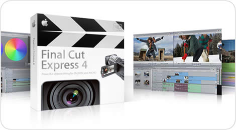 Apple Final Cut Express