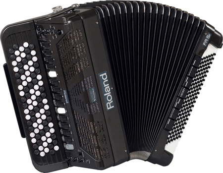 FR-7bGY/V-Accordion amplificata