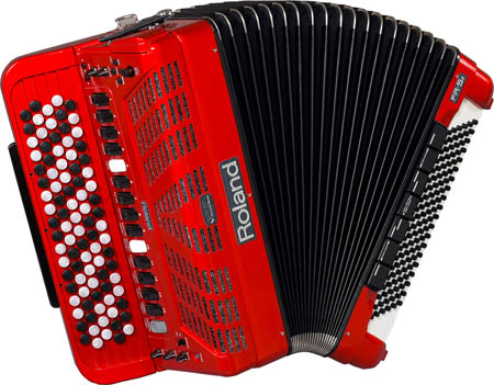 FR-7bRD/V-Accordion amplificata