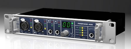 RME Fireface 400