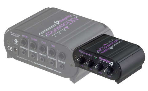 ART HeadAmp 4 - Garanzia Italiana BACKLINE