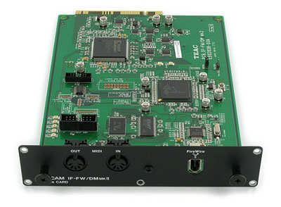 Tascam IF-FW per DM3200/DM4800