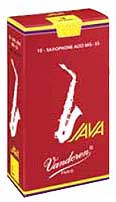 Vandoren Java Red Ance Sax Contralto - NEW
