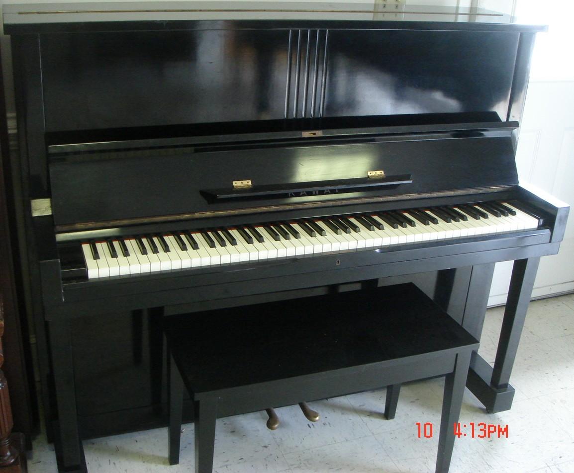 Kawai K8 Pianoforte verticale RIGENERATO A NUOVO [K8] - 2,700.00 ...