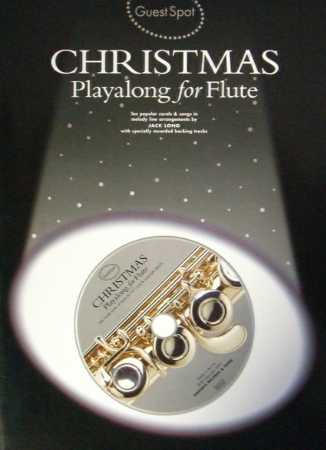 AAVV - Christmas. Playalong for Flute (include CD)