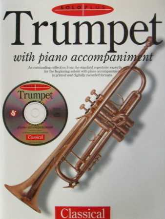 Trumpet with piano accompaniment - Classical (+CD)