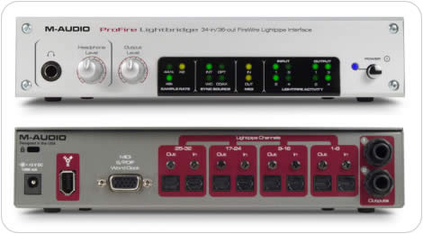M-Audio Firewire Lightbridge