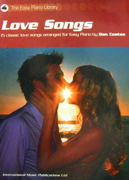 Easy Piano Library - Love Songs