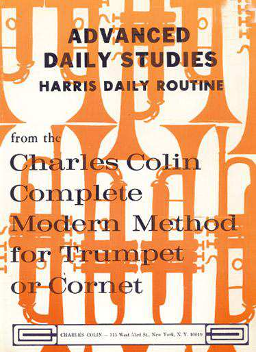 COLIN - Advanced Daily Studies