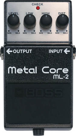 Boss ML-2 Distorsion