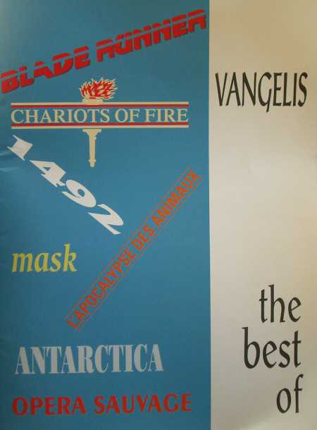 VANGELIS - The Best Of