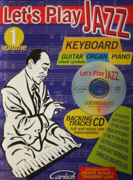 ROUX - Let's Play Jazz - Volume 1 (+ CD)