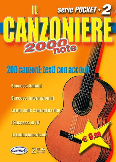 Canzoniere 2000 note