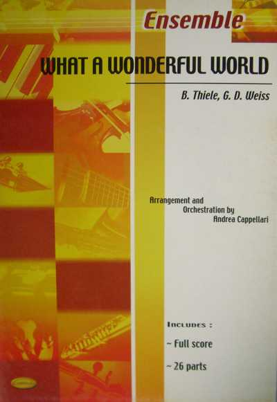 Serie ENSEMBLE - What A Wonderful World