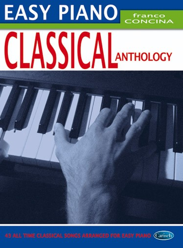 Concina - Easy Piano Classical Anthology
