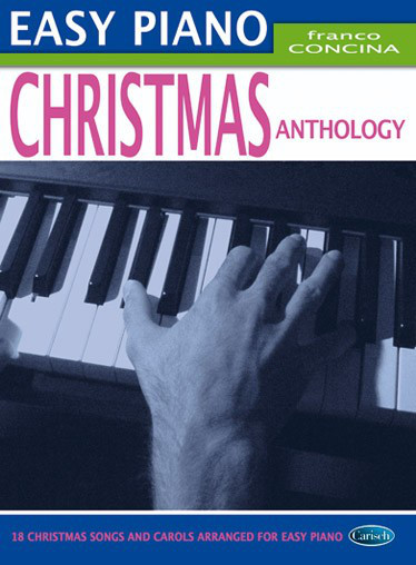 Concina - Easy Piano Christmas Anthology