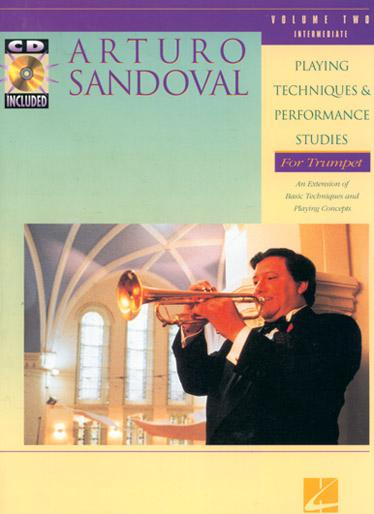 SANDOVAL - Playing Techniques & Performance Studies vol. 2