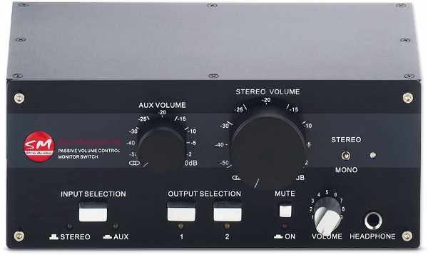 SM Pro Audio M-Patch 2
