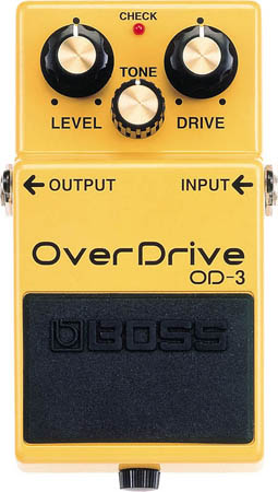 Boss OD-3 Distorsion