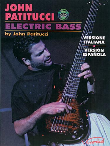 PATITUCCI - Electric Bass