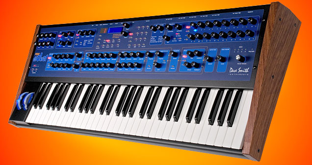 Dave Smith Poly Evolver Keyboard PE Edition