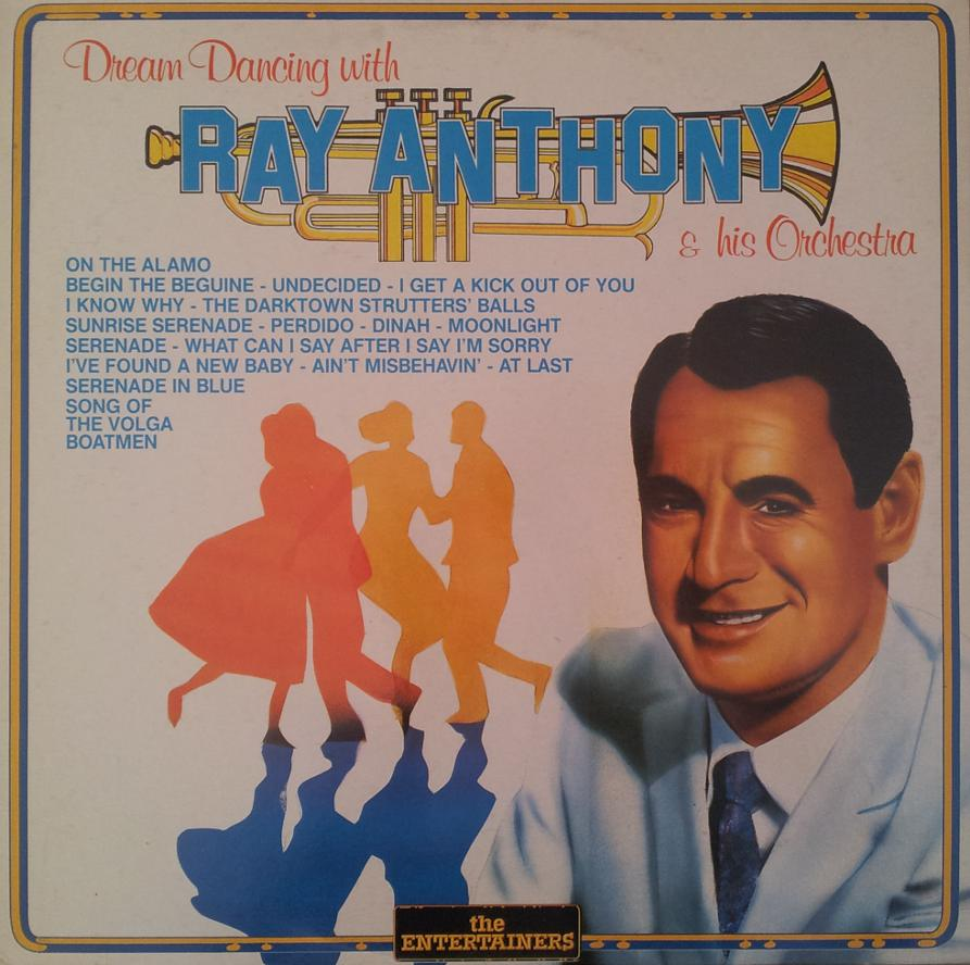 Ray Anthony - Dream Dacing With (LP/Vinile 33 giri) USATO BUONO