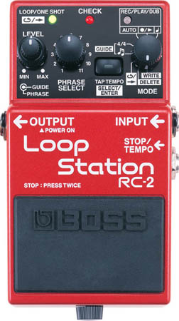 Boss RC-2 - Loop Station